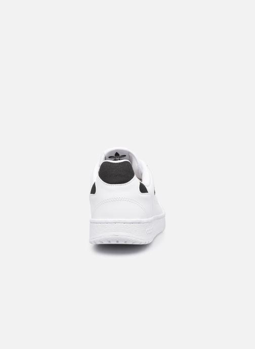 Sneakers adidas originals NY 92 M Bianco immagine destra