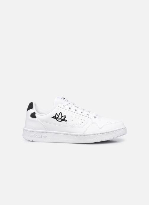Sneakers adidas originals NY 92 M Bianco immagine posteriore