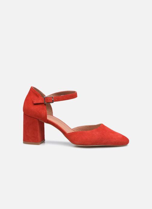 Zapatos de tacón Made by SARENZA Exotic Vibes Escarpins #1 Rojo vista de detalle / par