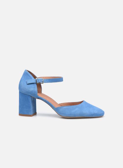Escarpins Made by SARENZA Exotic Vibes Escarpins #1 Bleu vue détail/paire