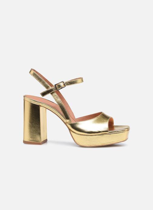 Sandalen Made by SARENZA Exotic Vibes Sandales à Talons #1 gold/bronze detaillierte ansicht/modell