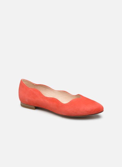 Ballerinas Caprice Dreza orange detaillierte ansicht/modell
