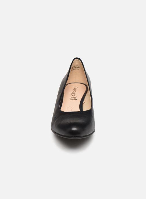 Escarpins Caprice Meraki Bleu vue portées chaussures