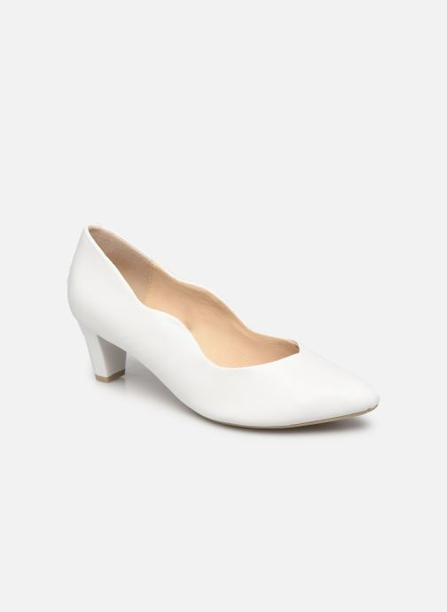 Pumps Caprice Andini Wit detail