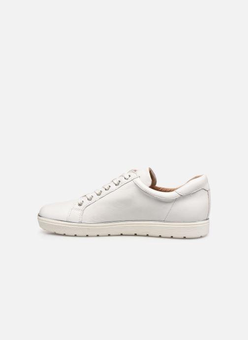Sneakers Caprice Glaka Wit voorkant