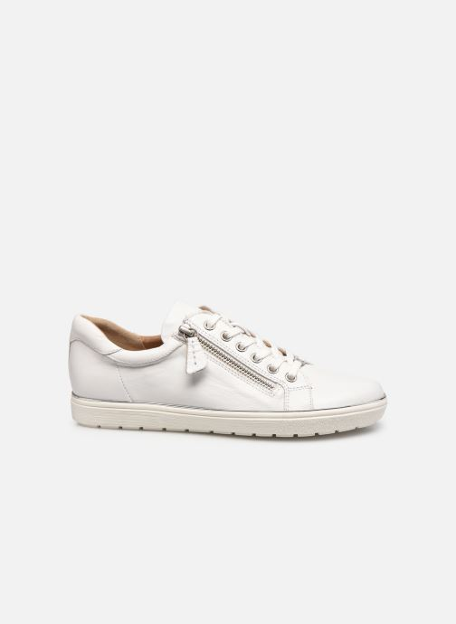 Sneakers Caprice Glaka Wit achterkant