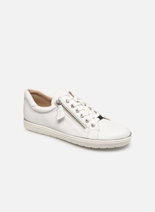 Sneakers Caprice Glaka Wit detail