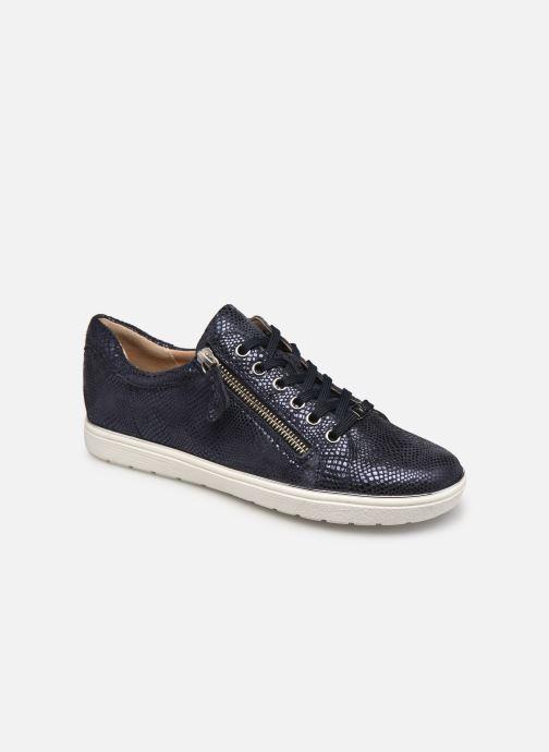 Sneaker Caprice Glaka blau detaillierte ansicht/modell