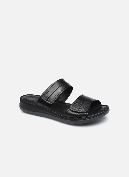 Clogs & Pantoletten Caprice Eponi schwarz detaillierte ansicht/modell