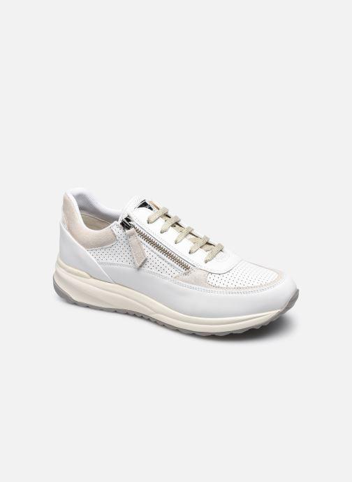 Sneaker Geox D AIRELL A D152SA weiß detaillierte ansicht/modell