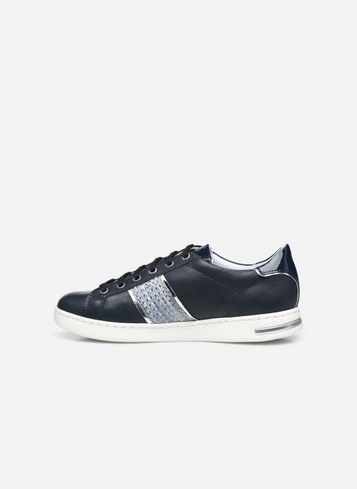 Sneaker Geox D JAYSEN C D151BC blau ansicht von vorne
