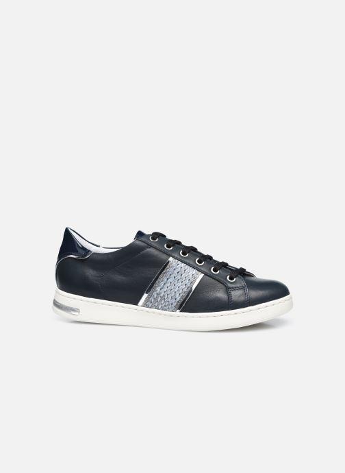 Sneaker Geox D JAYSEN C D151BC blau ansicht von hinten