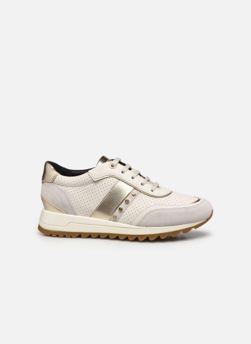 Sneakers Geox D TABELYA A D02AQA Bianco immagine posteriore
