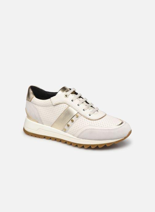 Sneakers Geox D TABELYA A D02AQA Bianco vedi dettaglio/paio