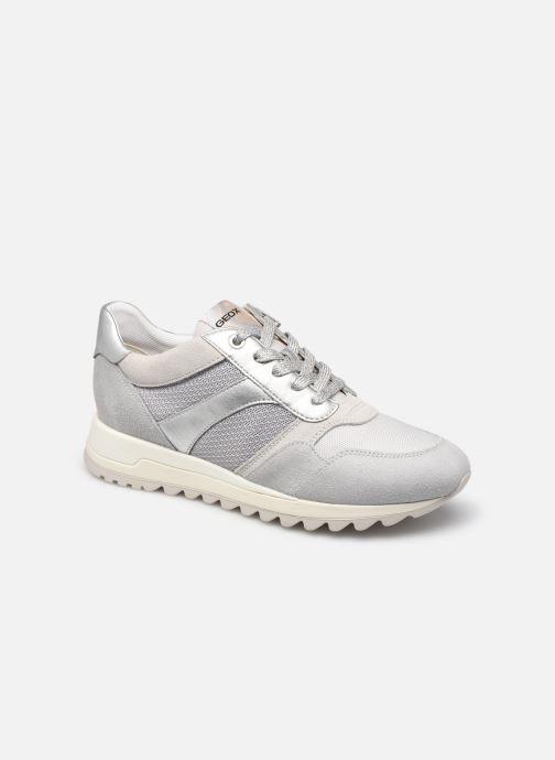 Sneaker Geox D TABELYA A D15AQA grau detaillierte ansicht/modell