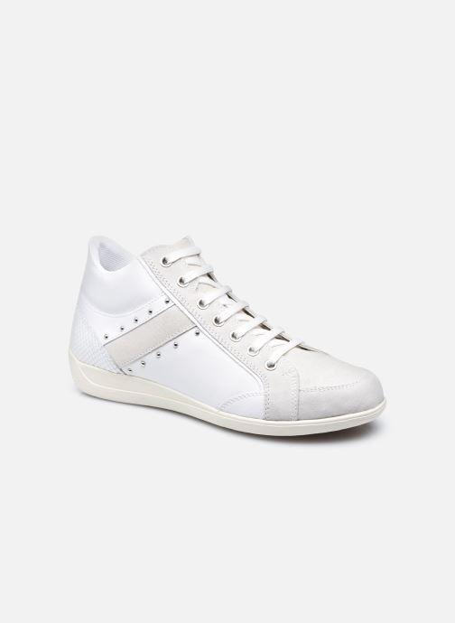 Sneakers Geox D MYRIA D0468G Wit detail