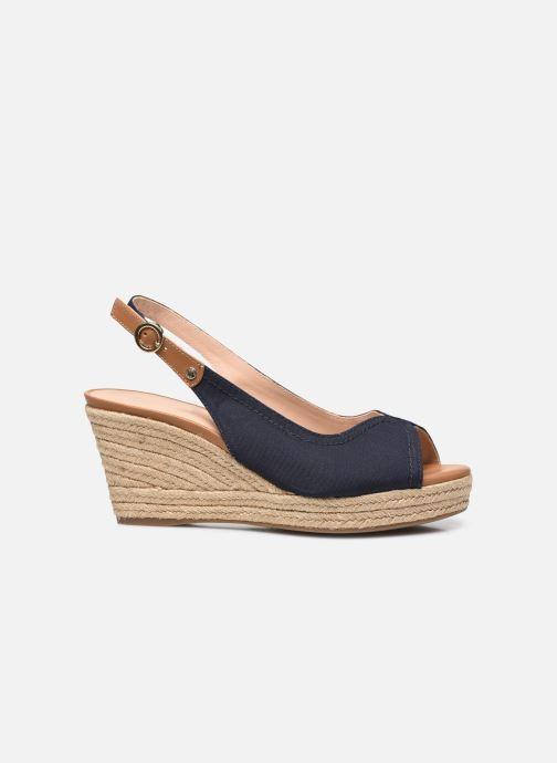 Sandales et nu-pieds Geox D SOLEIL D15N7A Bleu vue derrière