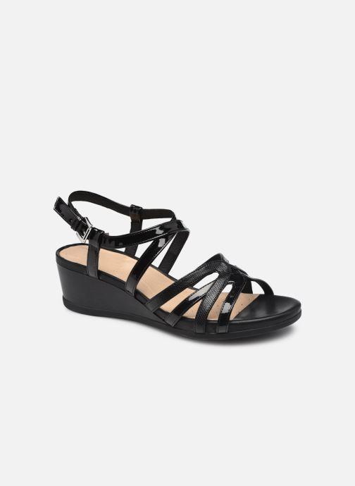 Sandales et nu-pieds Geox D MARYKARMEN B Noir vue détail/paire