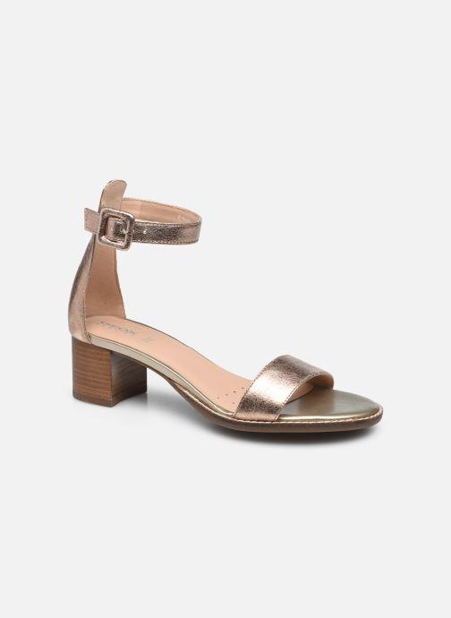 Sandalen Geox D SOZY MID E gold/bronze detaillierte ansicht/modell