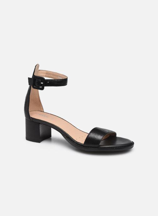 Sandalen Geox D SOZY MID E schwarz detaillierte ansicht/modell