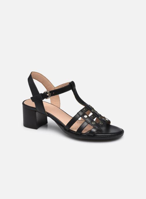 Sandali e scarpe aperte Geox D SOZY MID B Nero vedi dettaglio/paio
