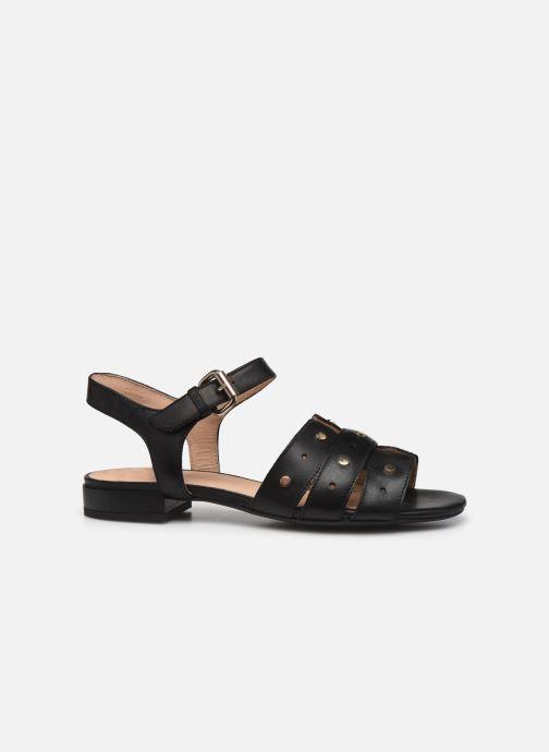Sandali e scarpe aperte Geox D WISTREY SANDALO C Nero immagine posteriore