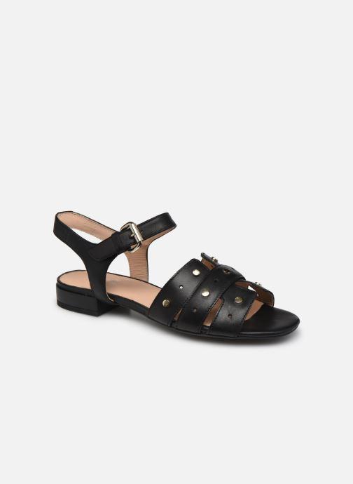 Sandali e scarpe aperte Geox D WISTREY SANDALO C Nero vedi dettaglio/paio