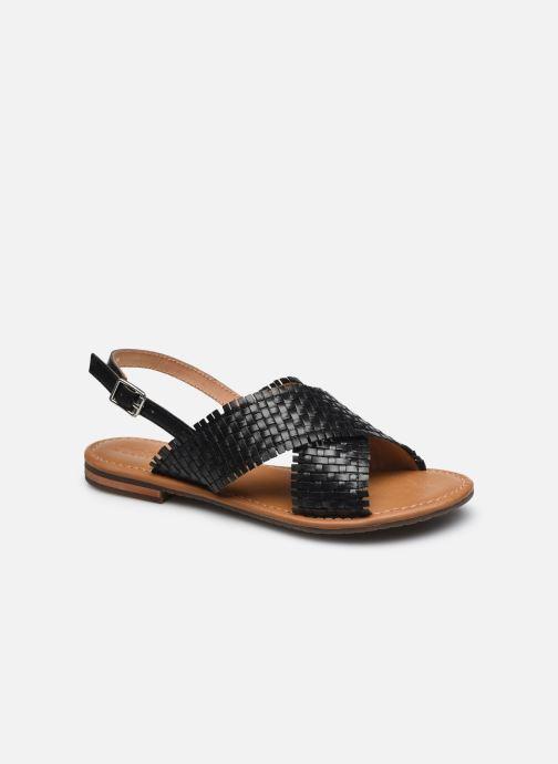 Sandales et nu-pieds Geox D SOZY S A Noir vue détail/paire