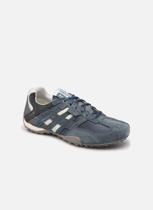 Sneakers Geox UOMO SNAKE K Blauw detail