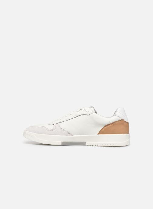 Sneakers Geox U SEGNALE B Bianco immagine frontale