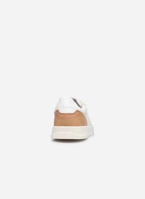 Sneakers Geox U SEGNALE B Bianco immagine destra