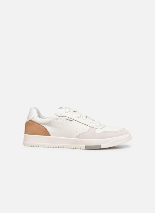 Sneakers Geox U SEGNALE B Bianco immagine posteriore