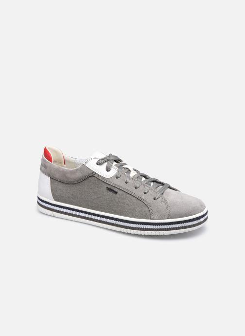 Sneaker Geox U EOLO A grau detaillierte ansicht/modell