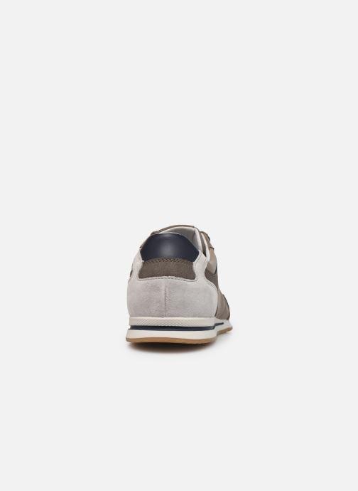 Sneakers Geox U EDIZIONE A Grigio immagine destra