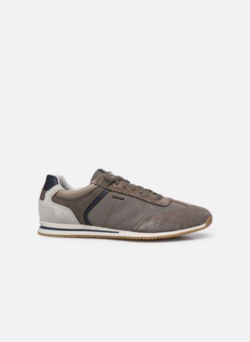 Sneakers Geox U EDIZIONE A Grigio immagine posteriore