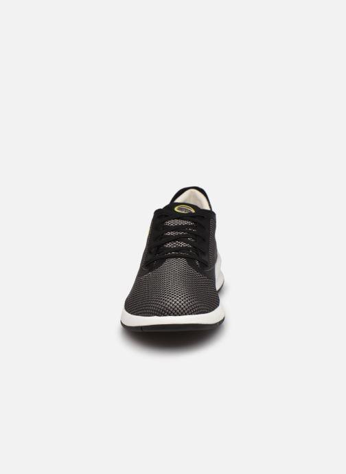 Sneaker Geox U AERANTIS D grau schuhe getragen