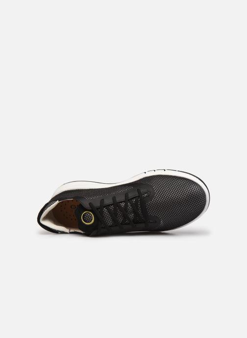Sneaker Geox U AERANTIS D grau ansicht von links