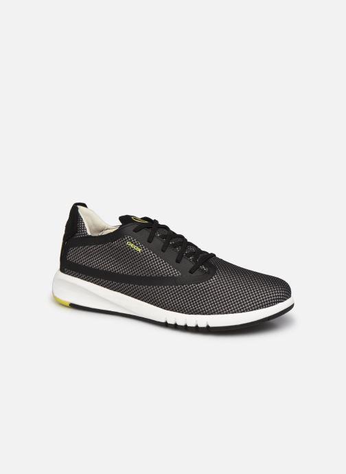 Sneakers Geox U AERANTIS D Grijs detail