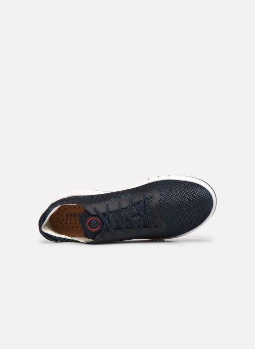 Sneaker Geox U AERANTIS D blau ansicht von links
