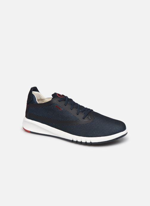 Sneaker Geox U AERANTIS D blau detaillierte ansicht/modell
