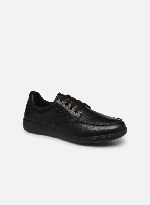 Chaussures à lacets Geox U LEITAN B Noir vue détail/paire