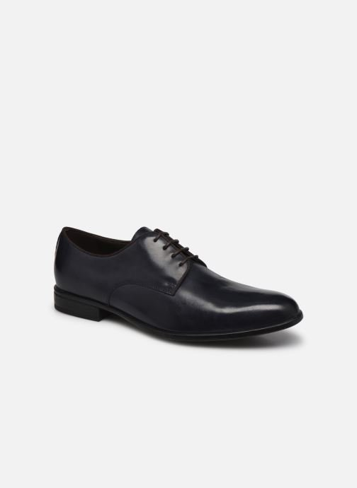 Chaussures à lacets Geox U IACOPO C Bleu vue détail/paire