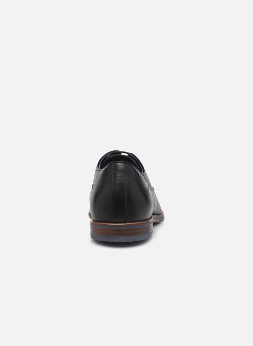 Chaussures à lacets Geox U BAYLE B Noir vue droite