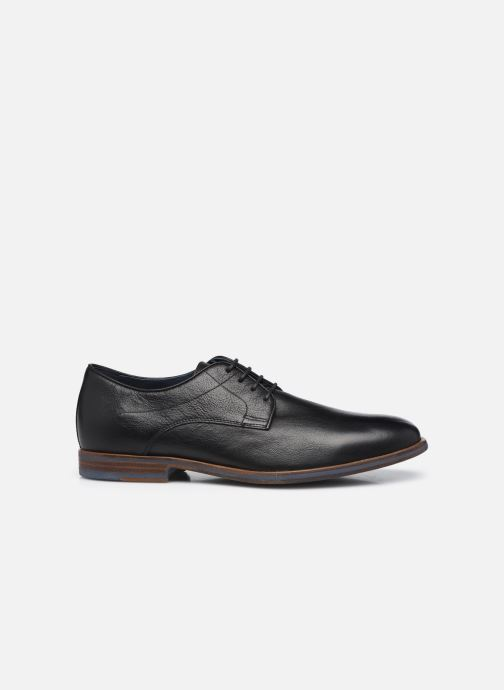 Chaussures à lacets Geox U BAYLE B Noir vue derrière