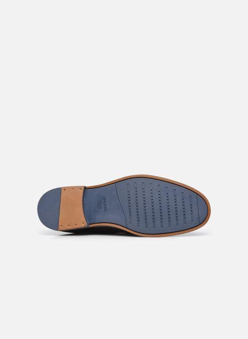 Chaussures à lacets Geox U BAYLE B Noir vue haut