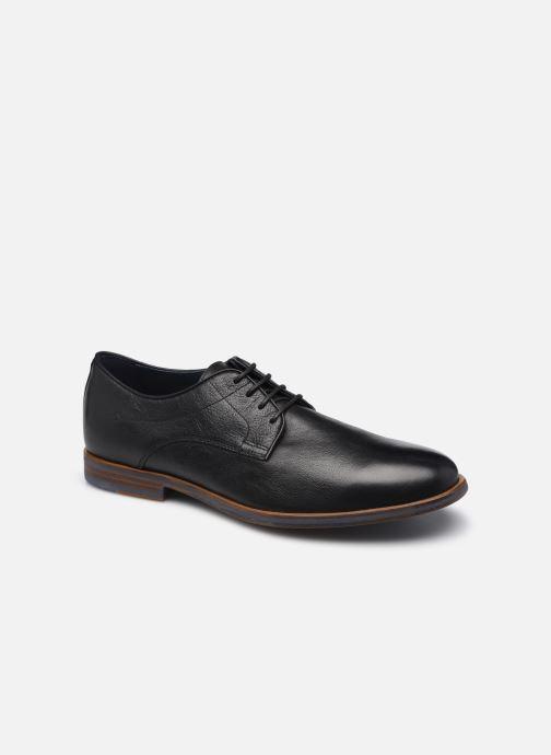 Chaussures à lacets Geox U BAYLE B Noir vue détail/paire