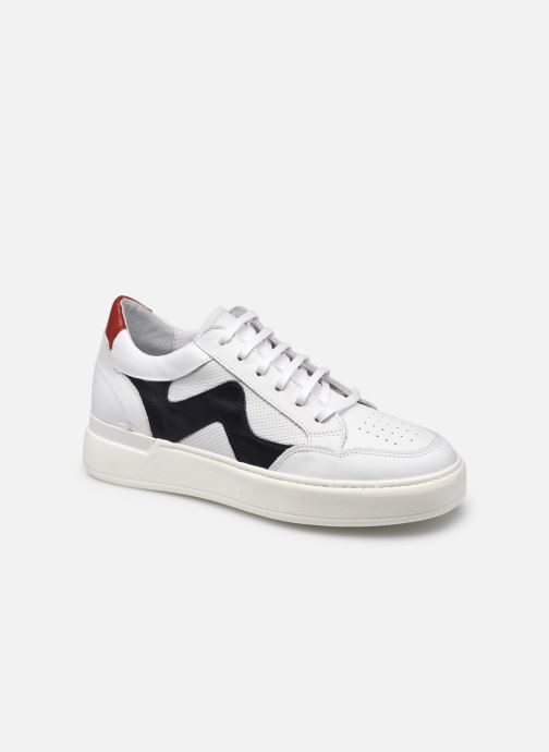 Sneakers Minelli F510001LIS Wit detail