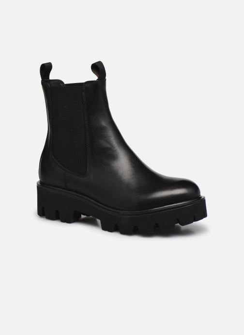 Stiefeletten & Boots Minelli F60 605 schwarz detaillierte ansicht/modell