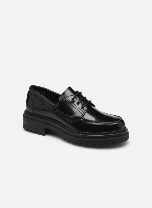 Chaussures à lacets Minelli F610005LIS Noir vue détail/paire