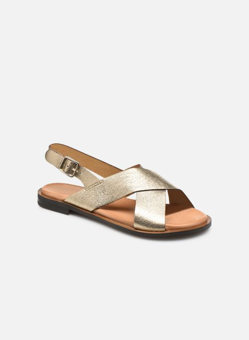Sandales et nu-pieds Femme F63 052/MET